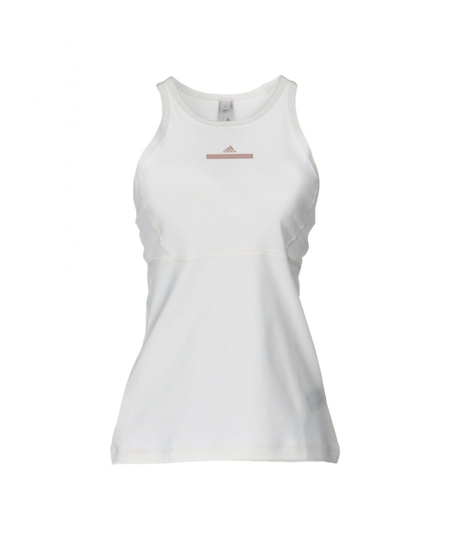 Image for Adidas By Stella McCartney White Tank