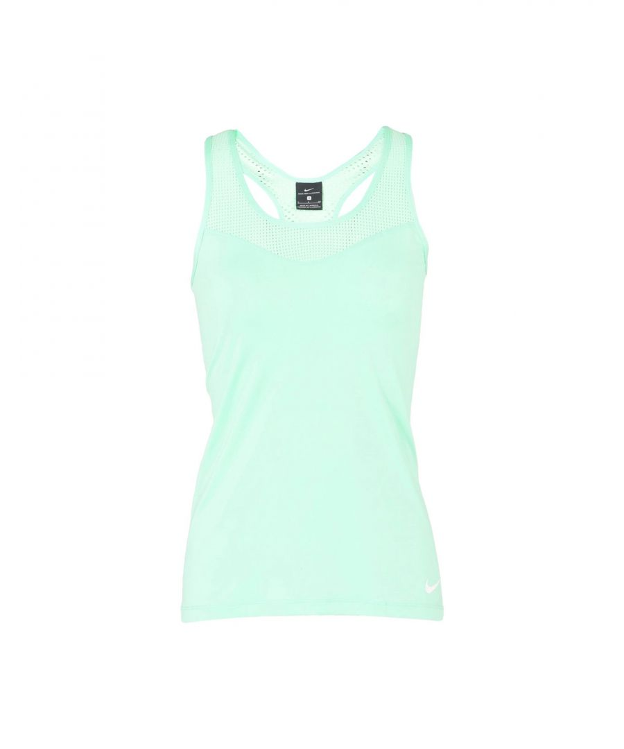 Image for TOPS & TEES Nike Green Woman Polyester