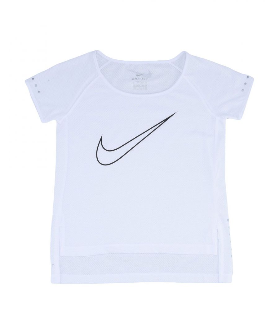 Image for Nike White Girl Polyester Top