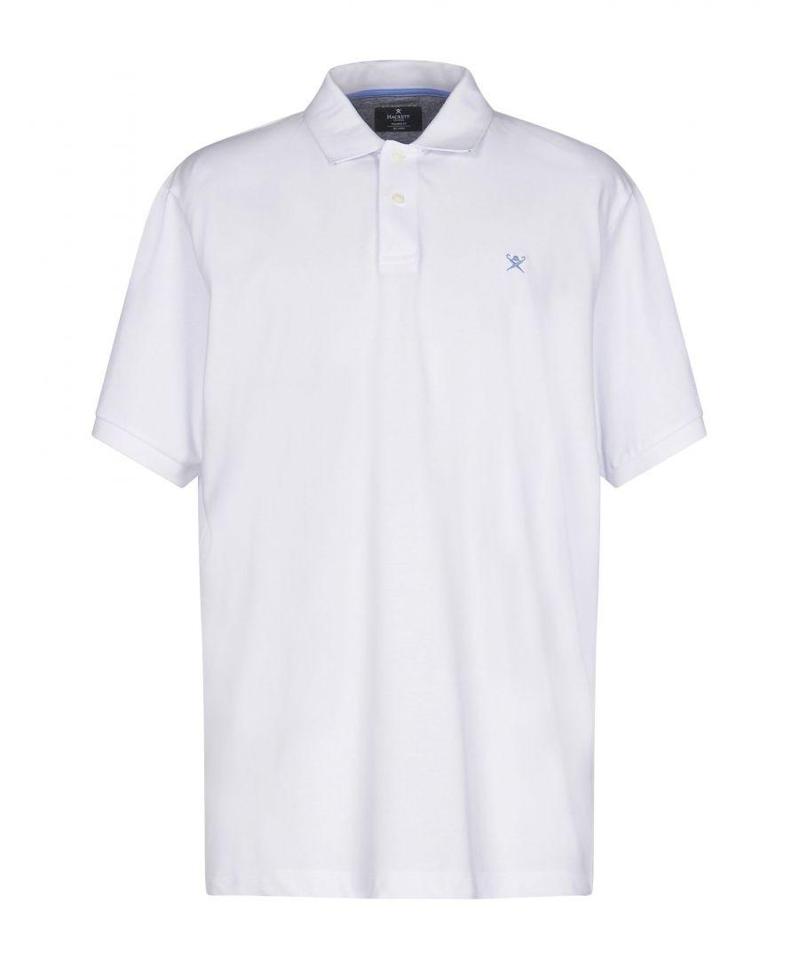 Image for TOPWEAR Hackett White Man Cotton