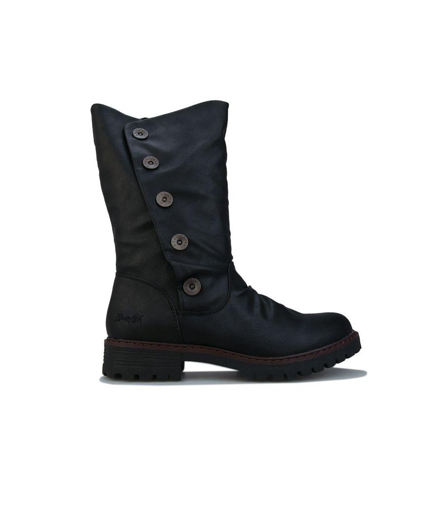 Image for Women's Blowfish Malibu Rios Boots in Black