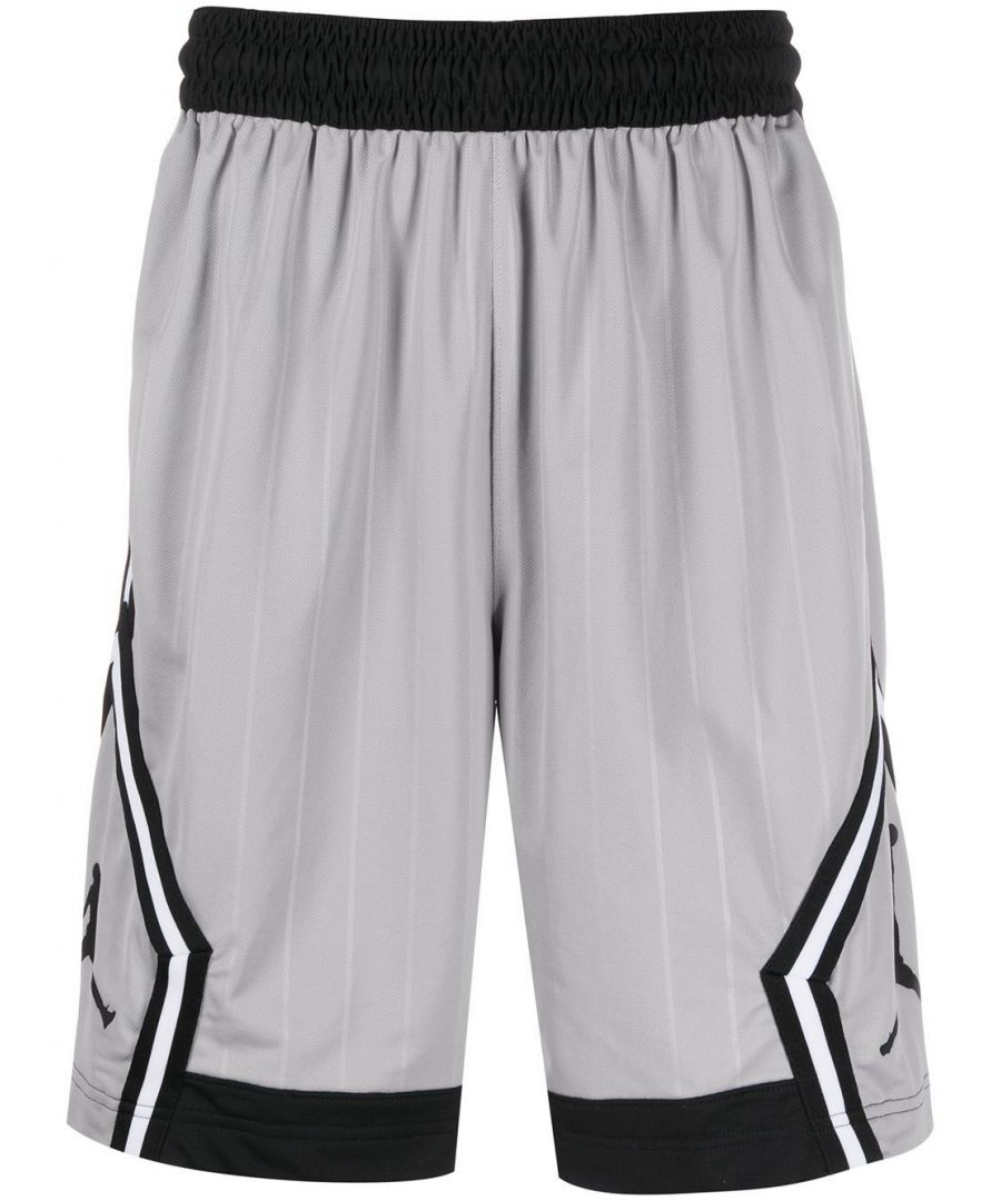 Image for NIKE MEN'S CD4908059 GREY POLYESTER SHORTS