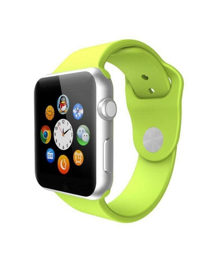 Image for Lks Smartwatch BT multi-function Integrated camera, Speaker, Microphone and Sim card slot