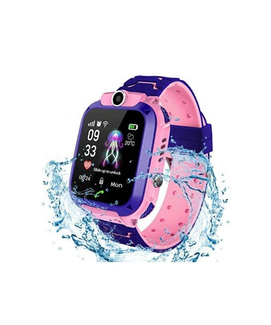 Image for Smart Multi-function Kids Smartwatch, Pink