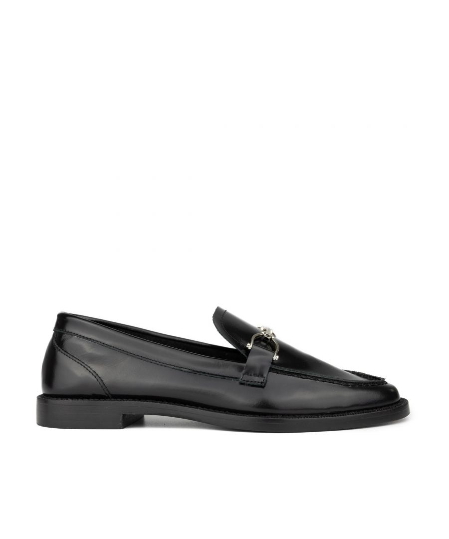 Image for Leather loafer