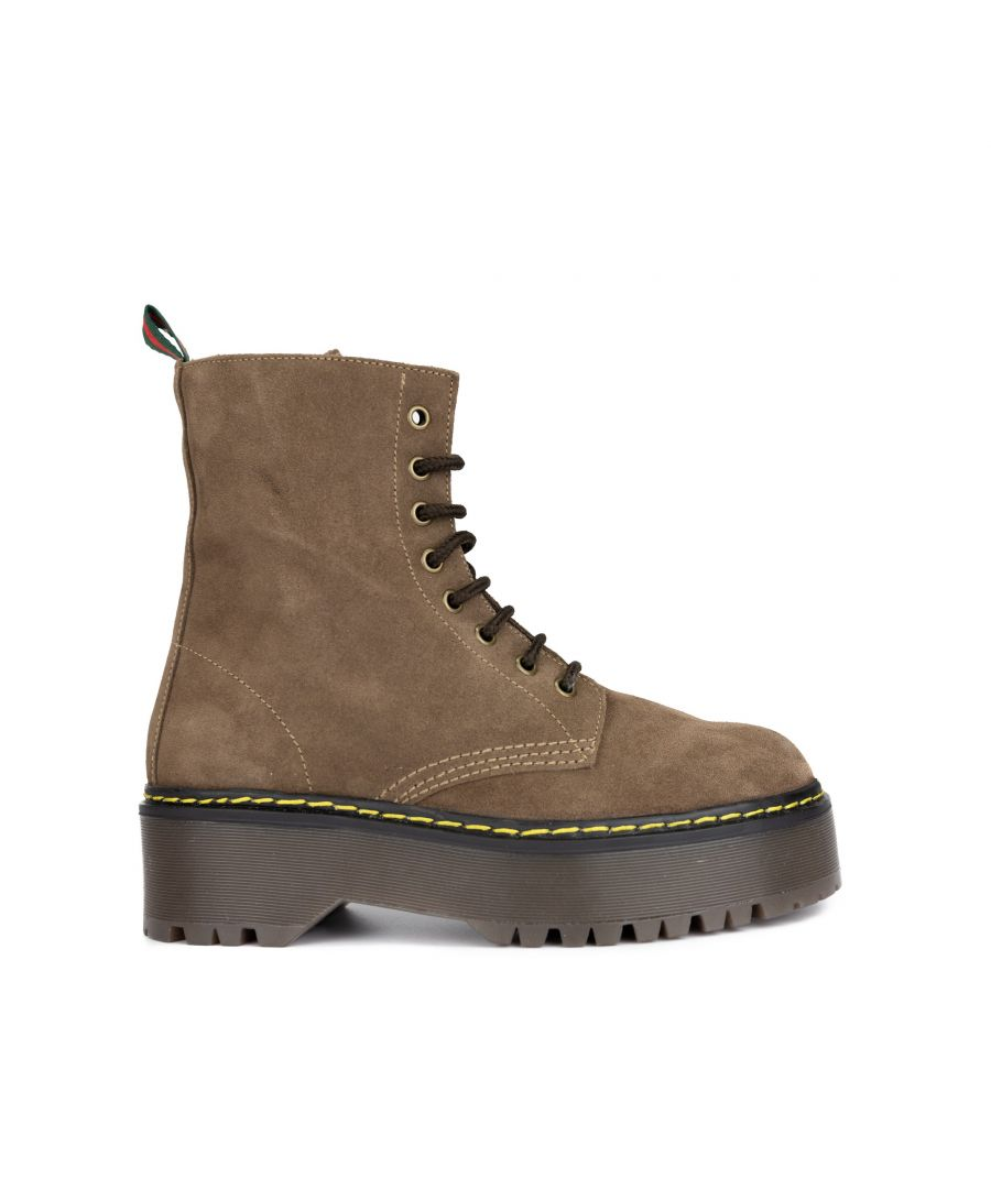 Image for Leather boot