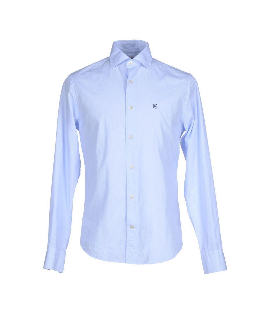 Image for Cerruti 1881 Sky Blue Cotton Shirt