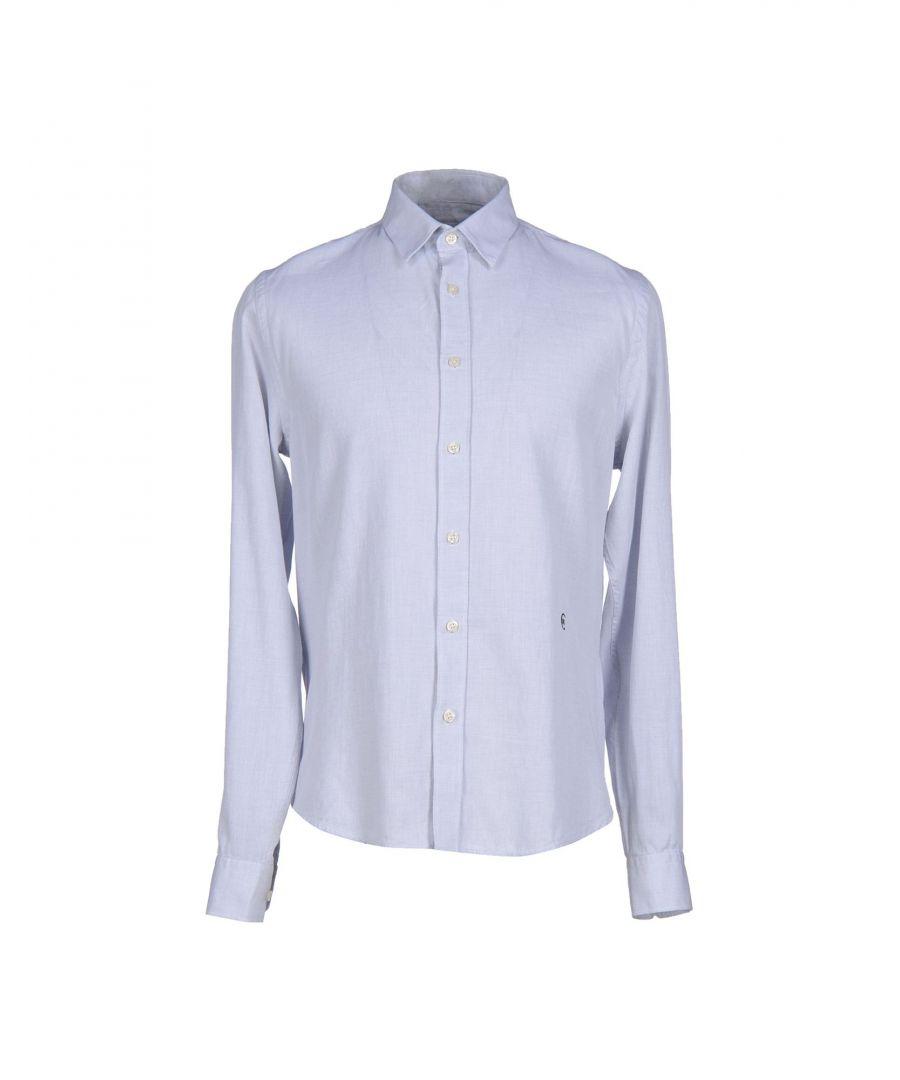 Image for Cerruti 1881 Man Shirts Grey Cotton