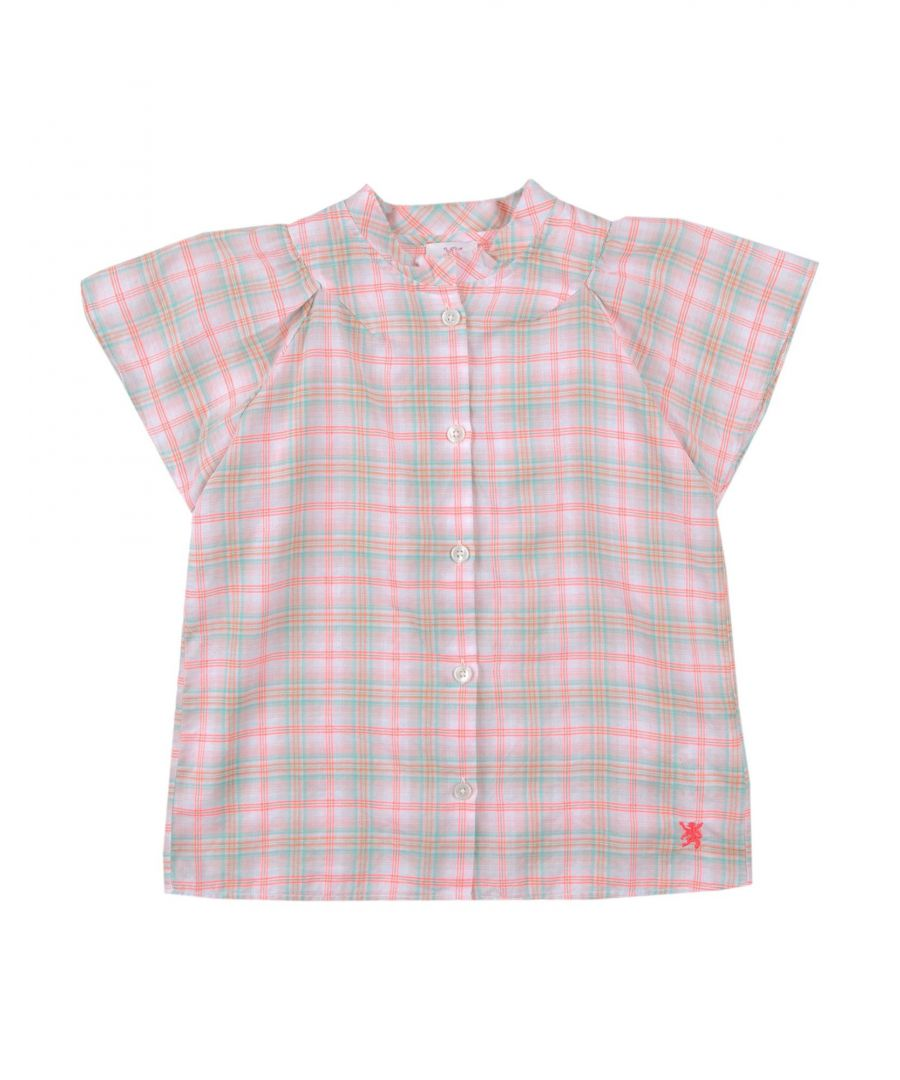 Image for Mauro Grifoni Light Pink Cotton Shirt