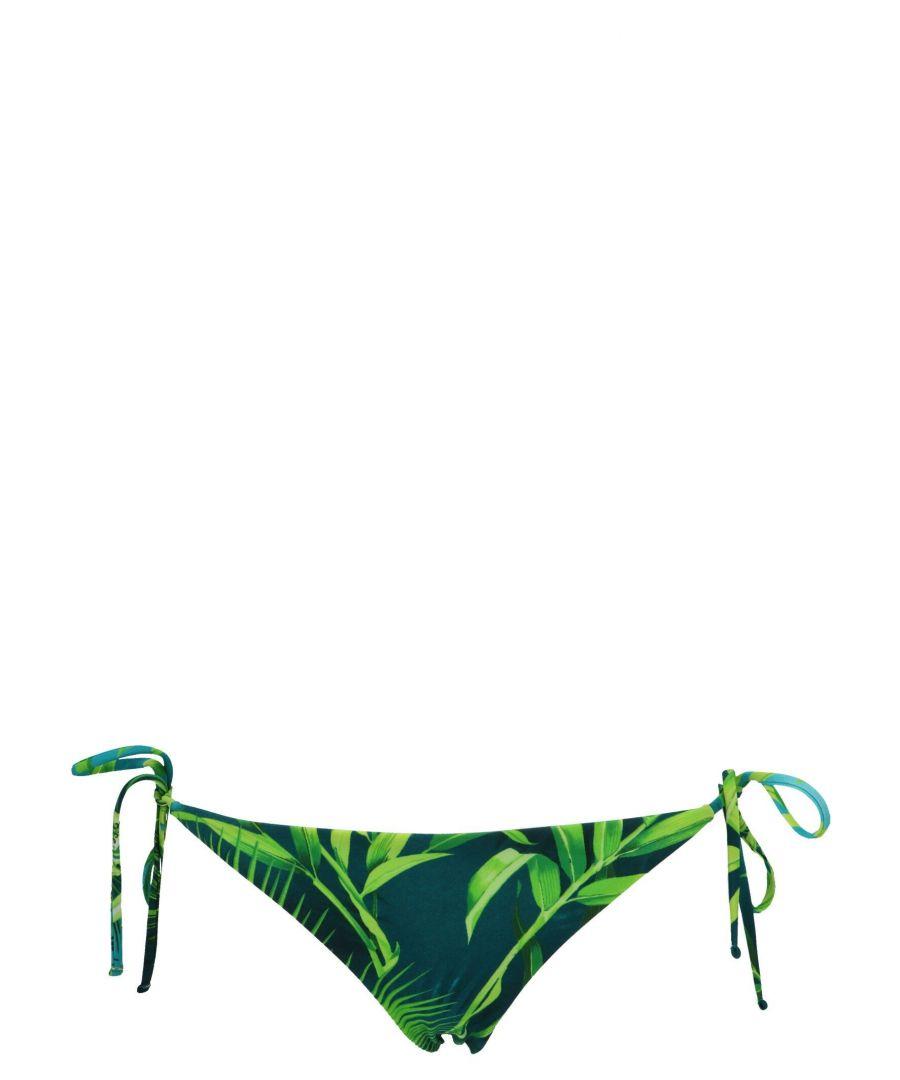 Image for VERSACE WOMEN'S ABD85005A234851A7488 GREEN POLYAMIDE BIKINI