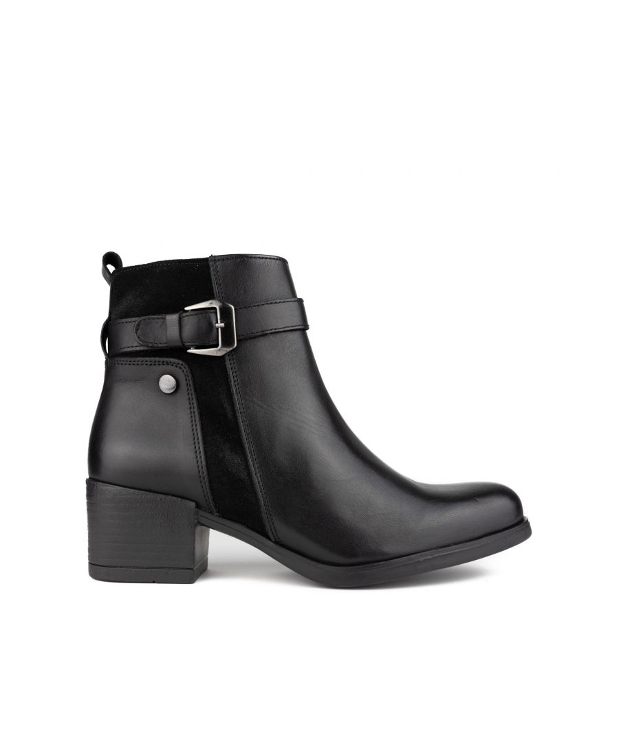 Image for Buckle ankle boots