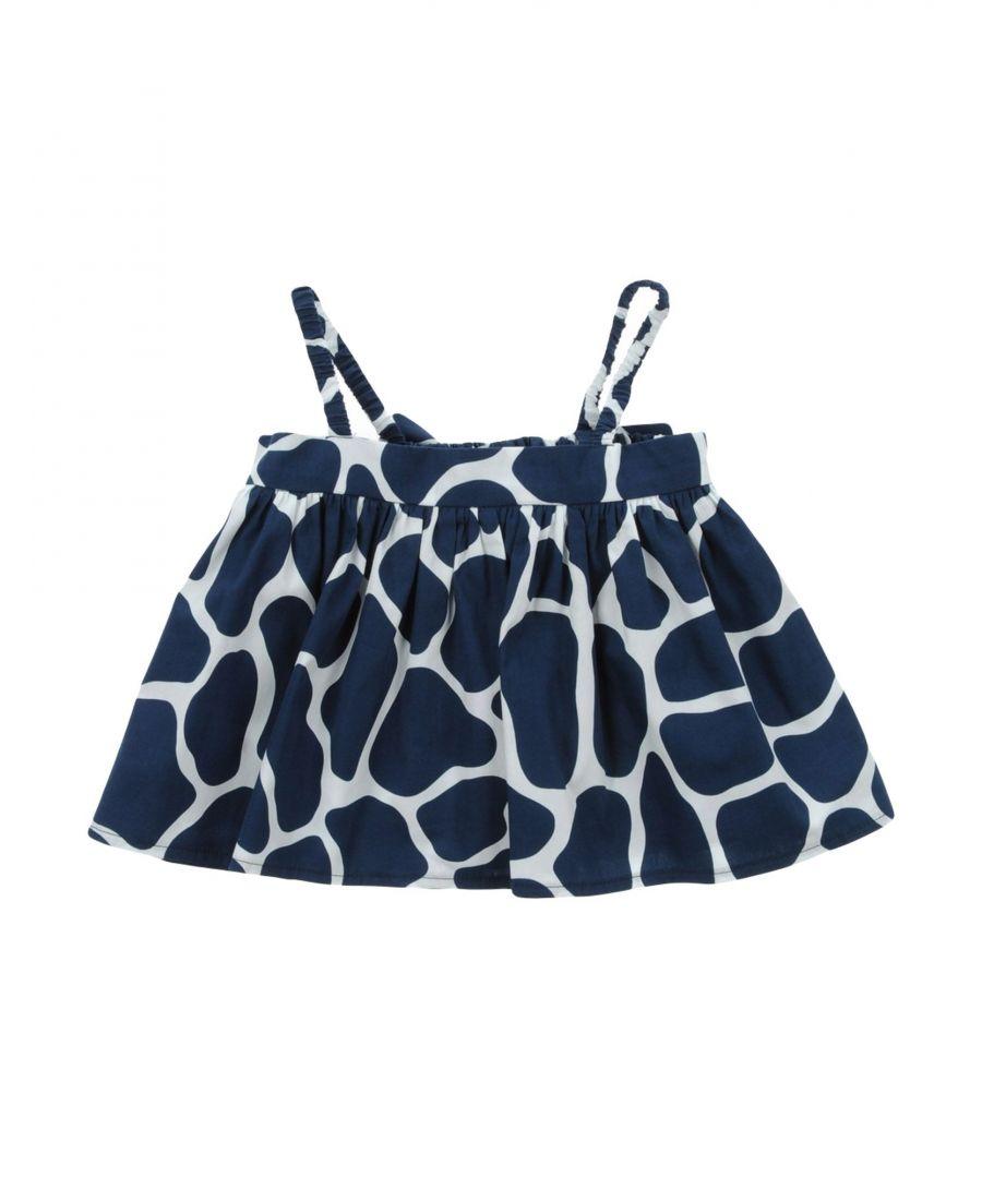 Image for Stella Jean Girl Blouses Dark blue Cotton