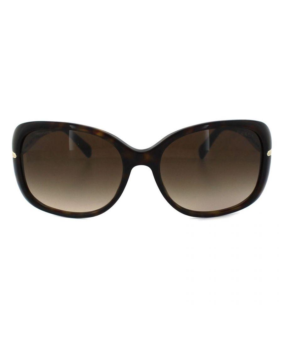Image for Prada Sunglasses 08OS 2AU6S1 Havana Brown Gradient