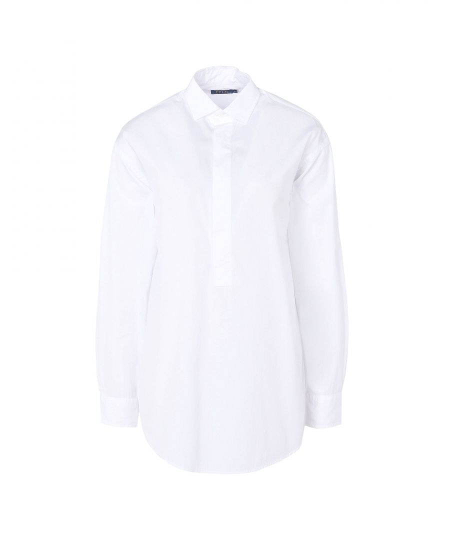 Image for Polo Ralph Lauren White Cotton Shirt