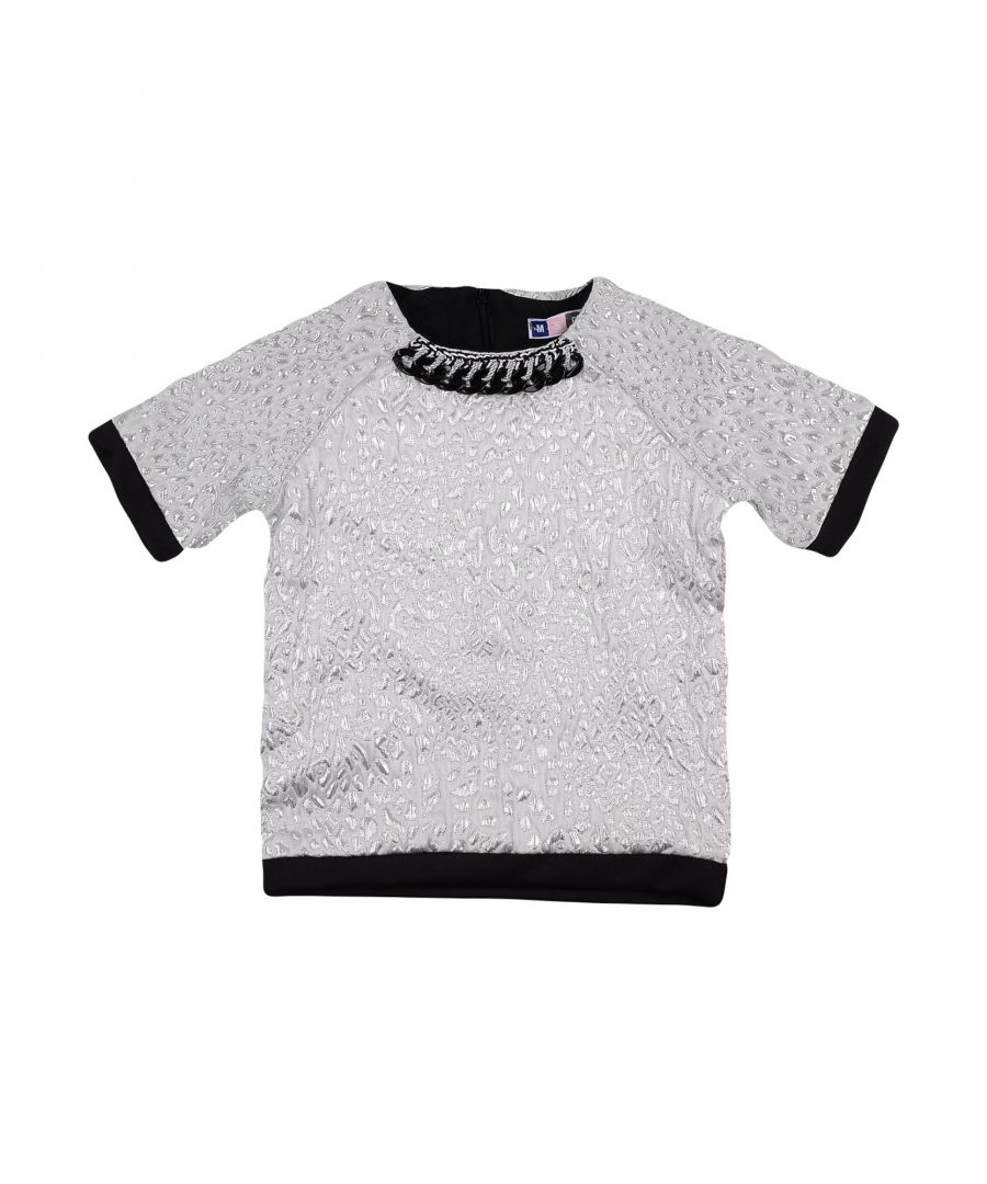Image for SHIRTS Msgm Light grey Girl Polyester