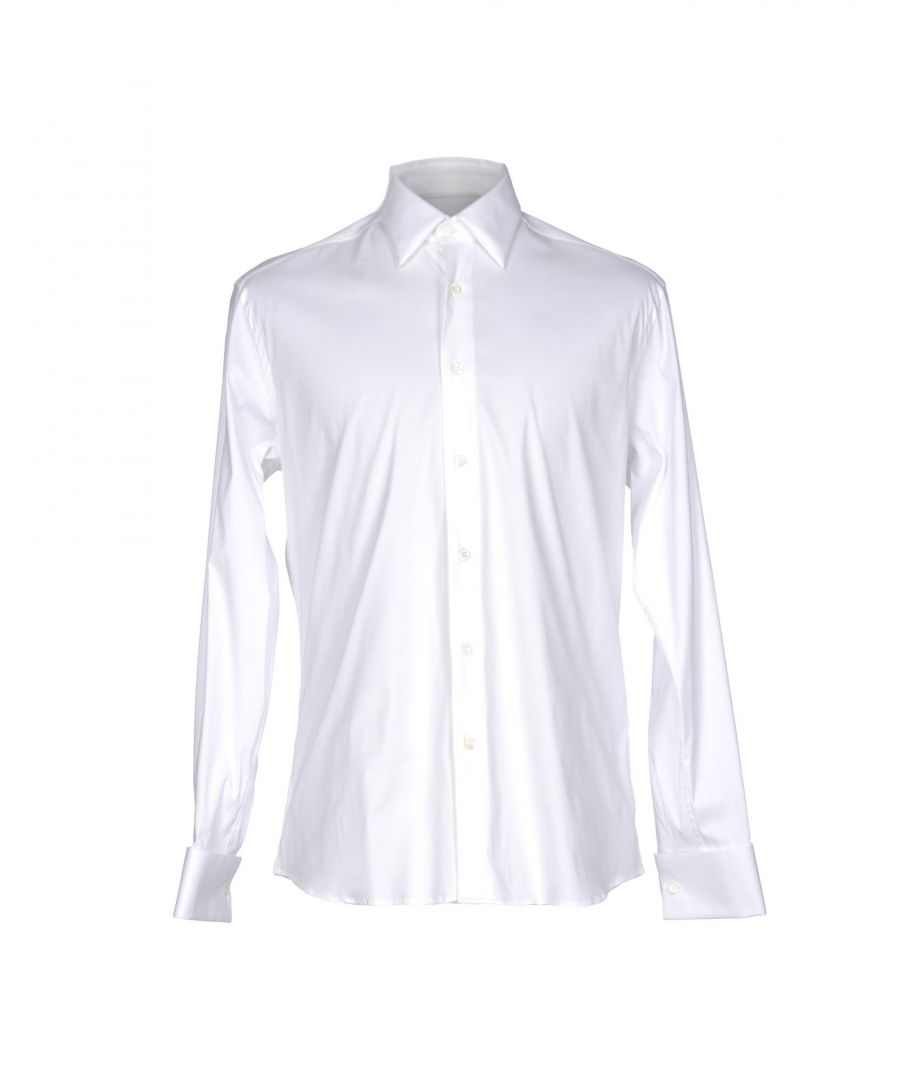 Image for Prada White Cotton Shirt