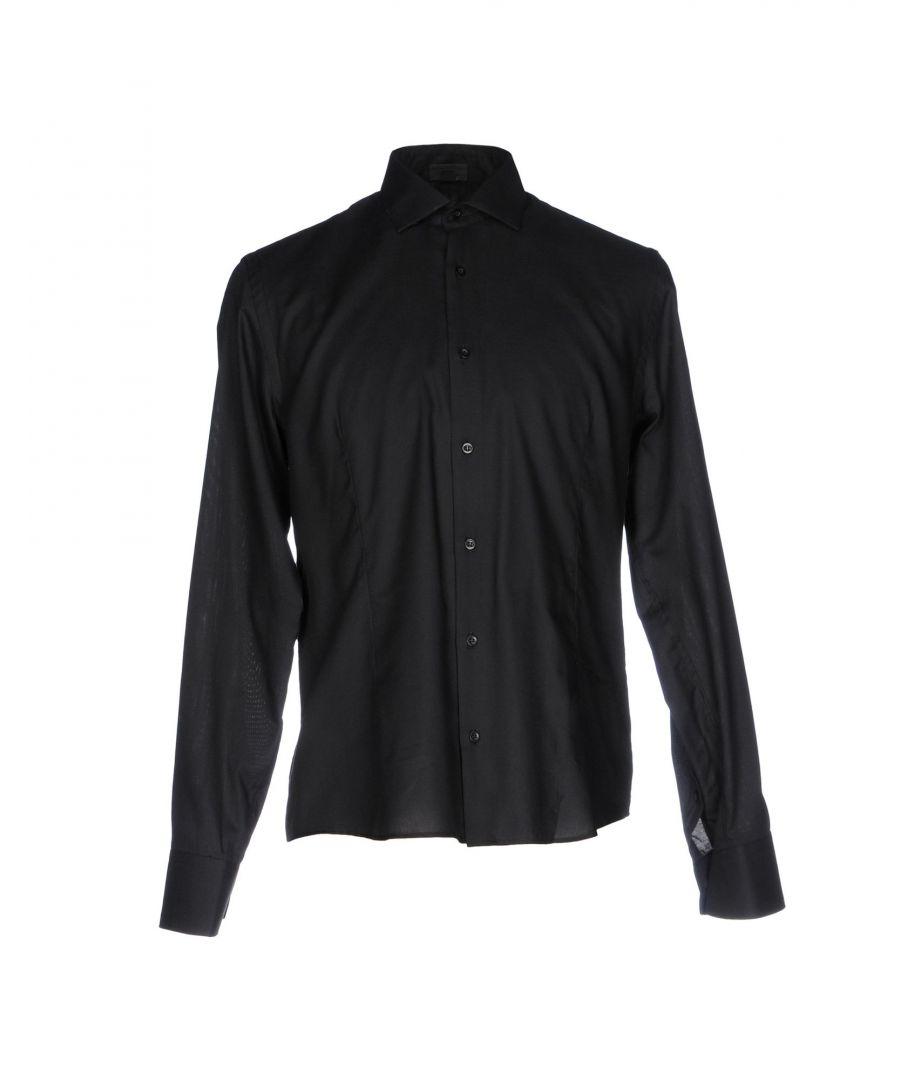 Image for Just Cavalli Black Cotton Shirt