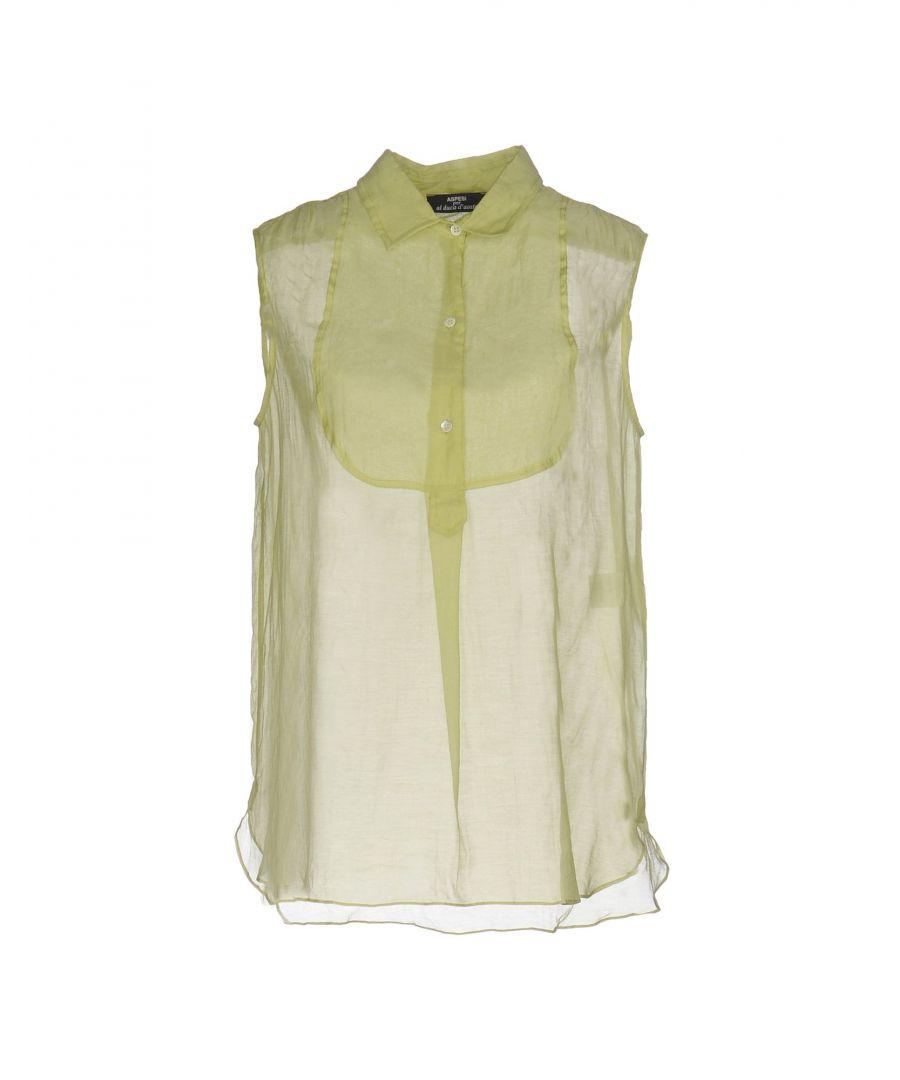 Image for SHIRTS Aspesi X Al Duca D'Aosta Apricot Woman Cotton