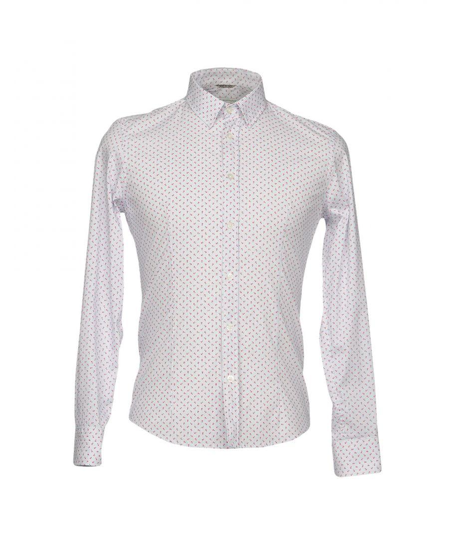 Image for SHIRTS Daniele Alessandrini White Man Cotton