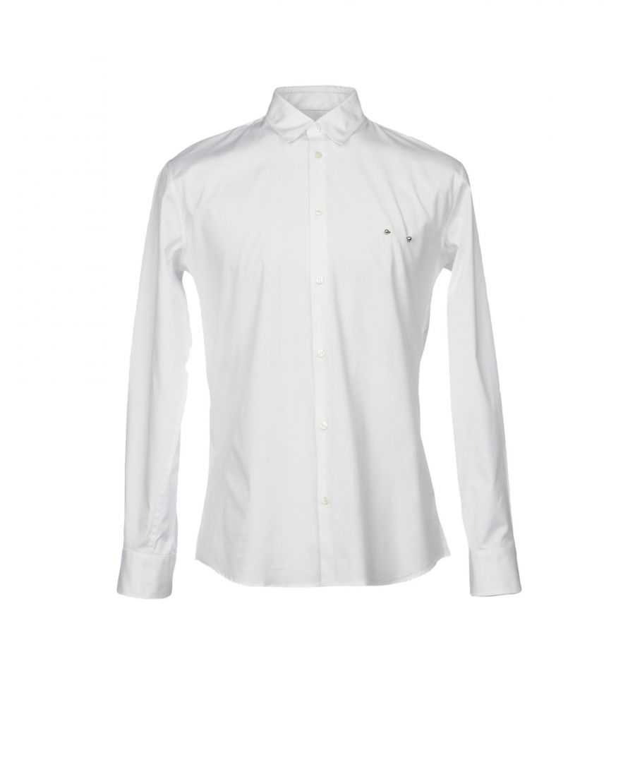 Image for Dsquared2 White Cotton Shirt