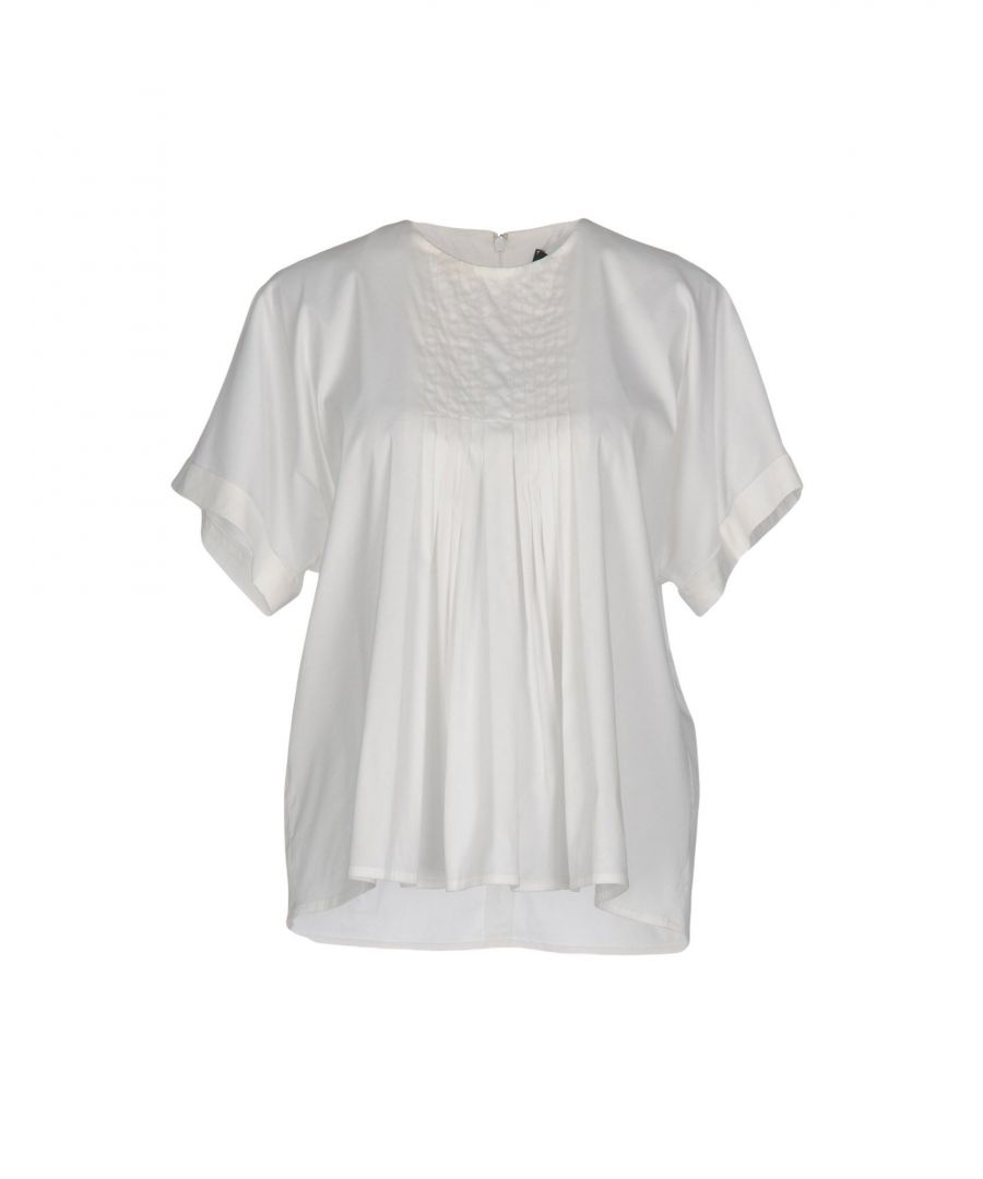 Image for SHIRTS Federica Tosi White Woman Cotton