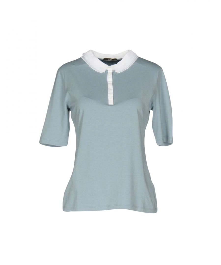 Image for TOPWEAR Pme Peserico Slate blue Woman Cotton
