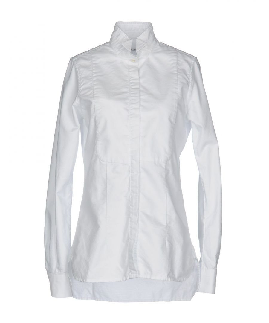 Image for SHIRTS Golden Goose Deluxe Brand White Woman Cotton