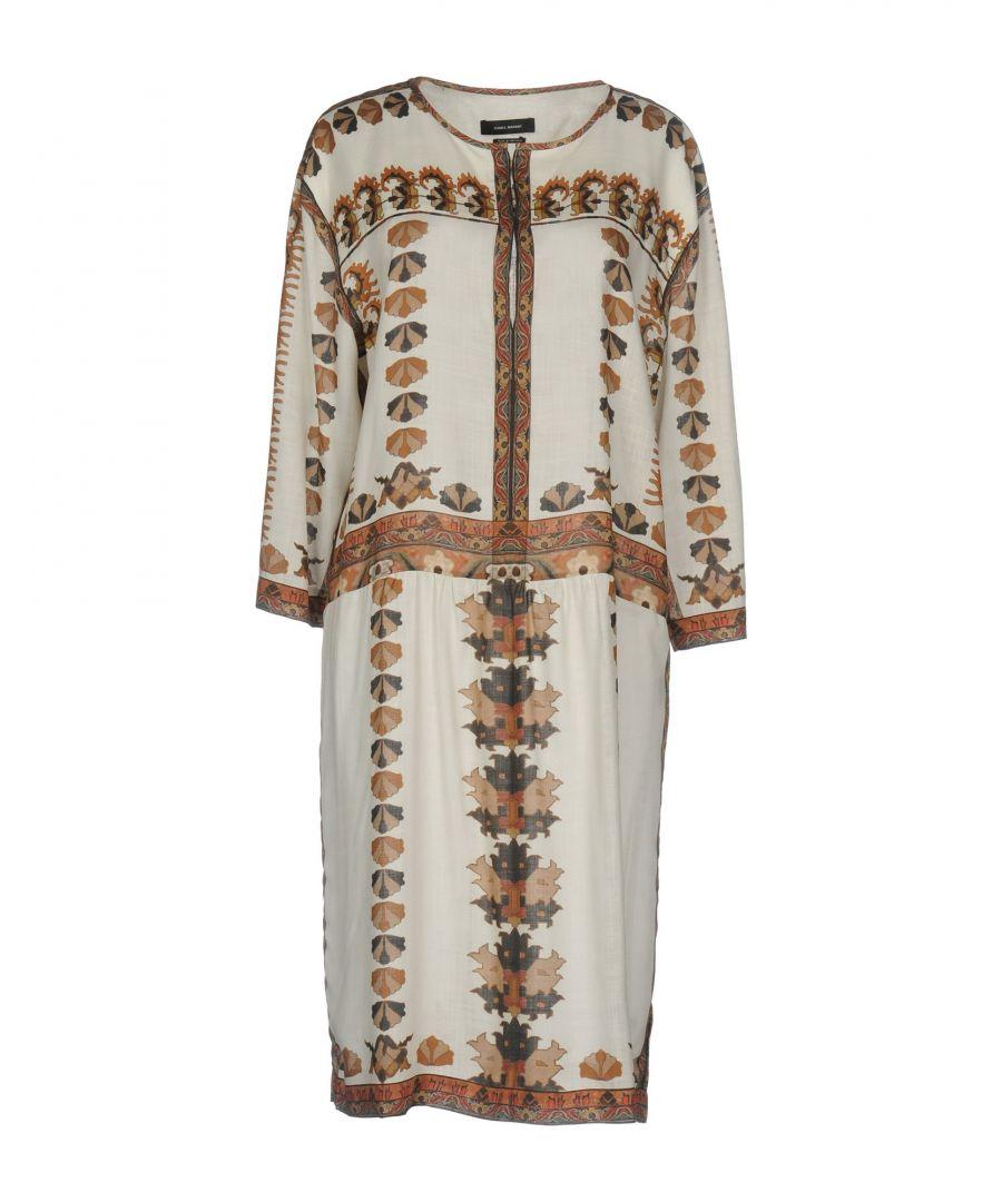 Image for Isabel Marant Ivory Modal Shirt Dress