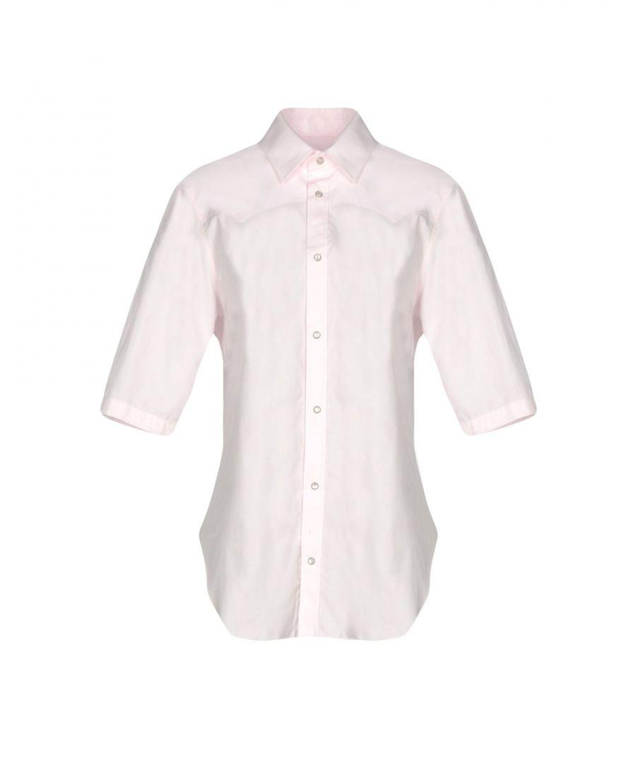Image for SHIRTS Balenciaga Pink Woman Cotton