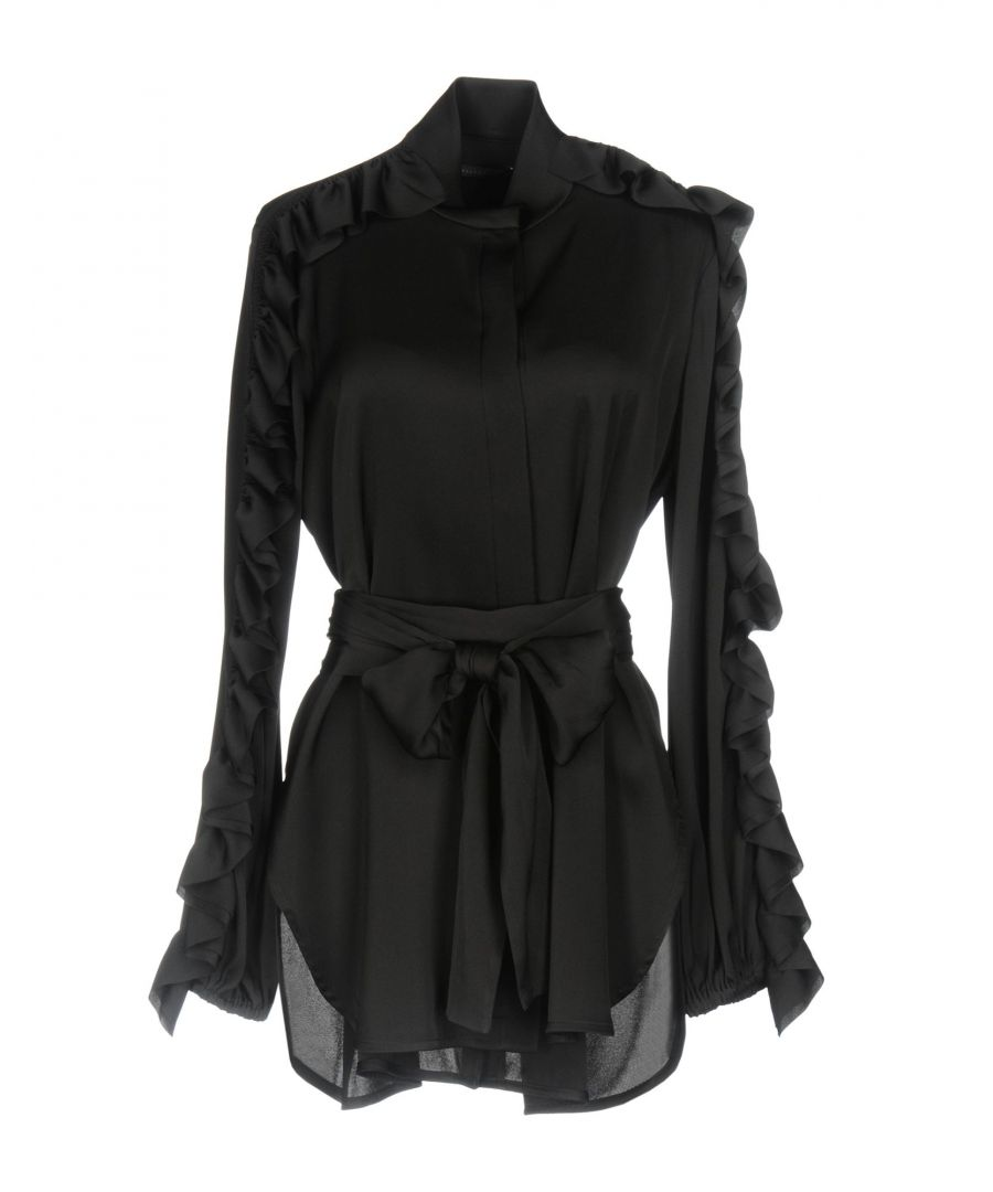 Image for Ellery Black Silk Camicie