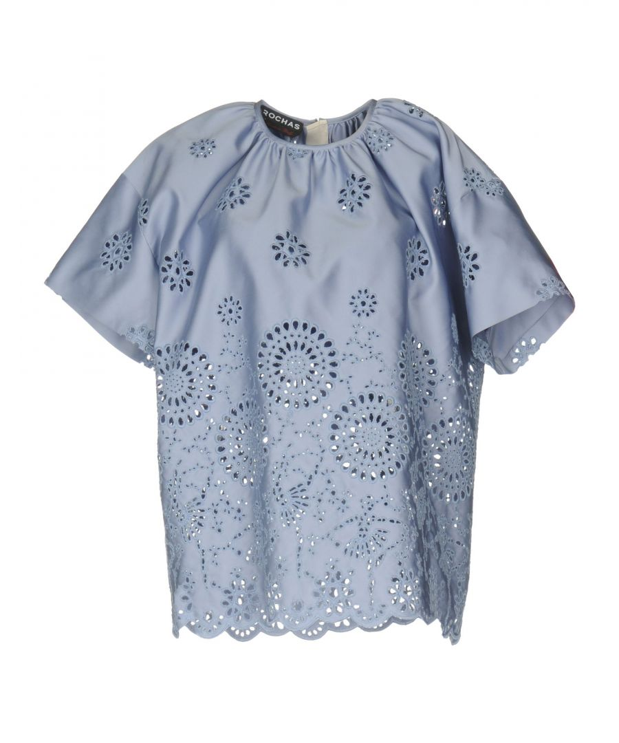Image for SHIRTS Rochas Lilac Woman Polyester