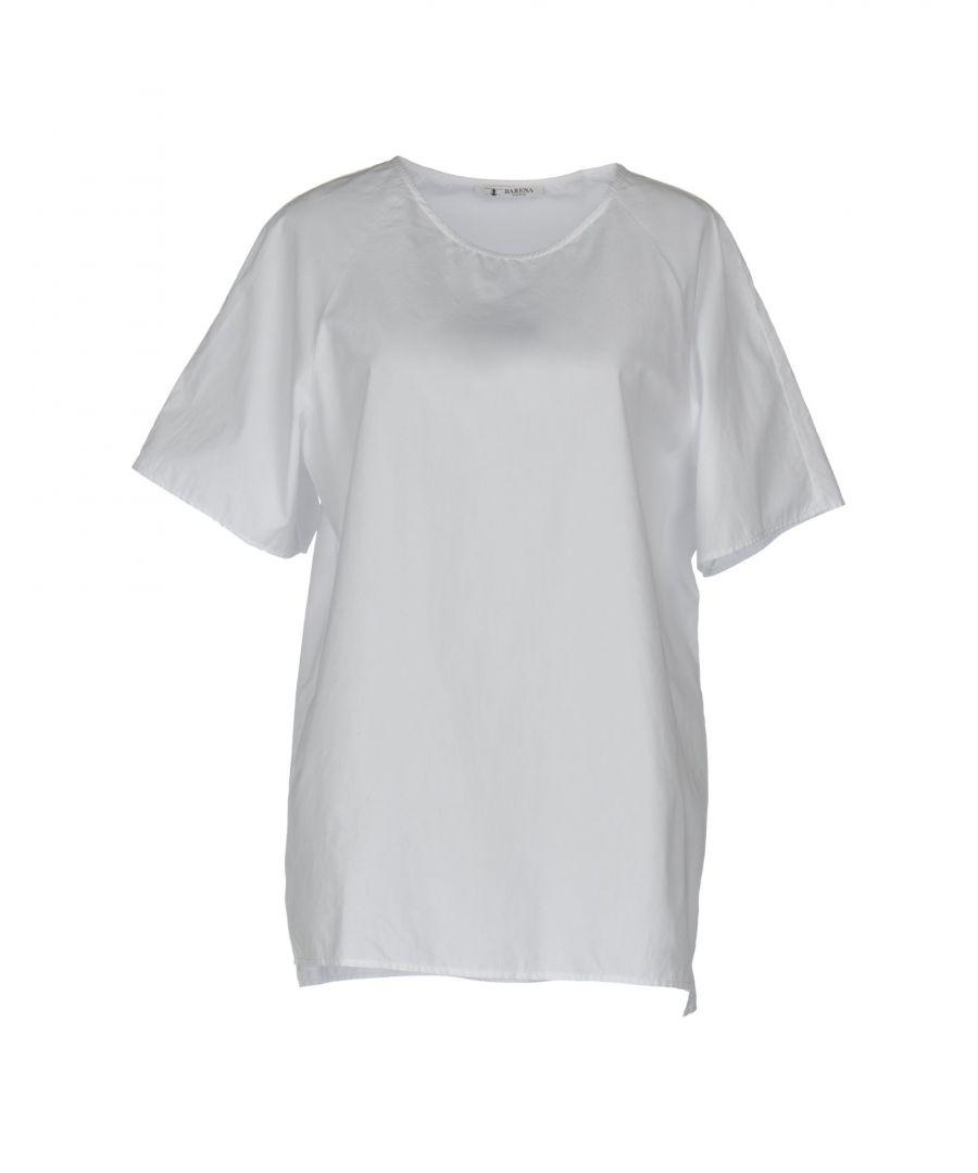 Image for SHIRTS Barena White Woman Cotton