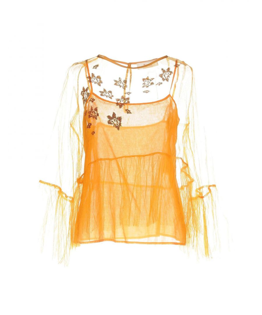 Image for SHIRTS Woman Jucca Orange Polyamid