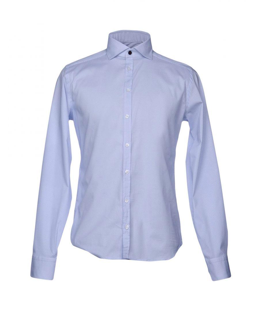 Image for Hamaki-Ho Blue Cotton Shirt