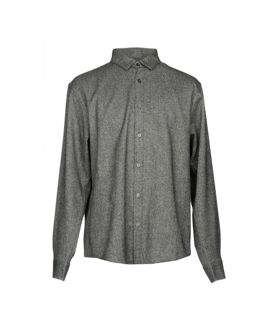 Image for SHIRTS Club Monaco Steel grey Man Cotton