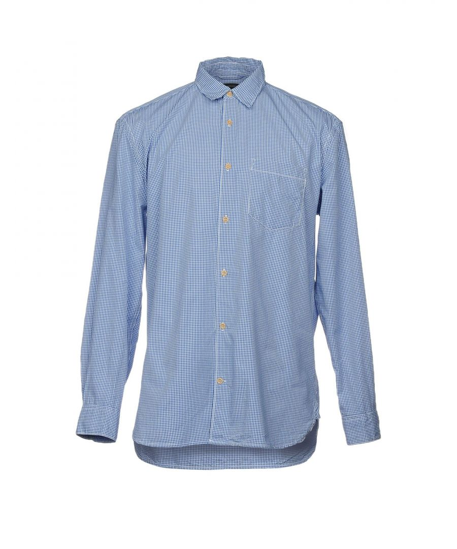 Image for SHIRTS French Connection Azure Man Cotton