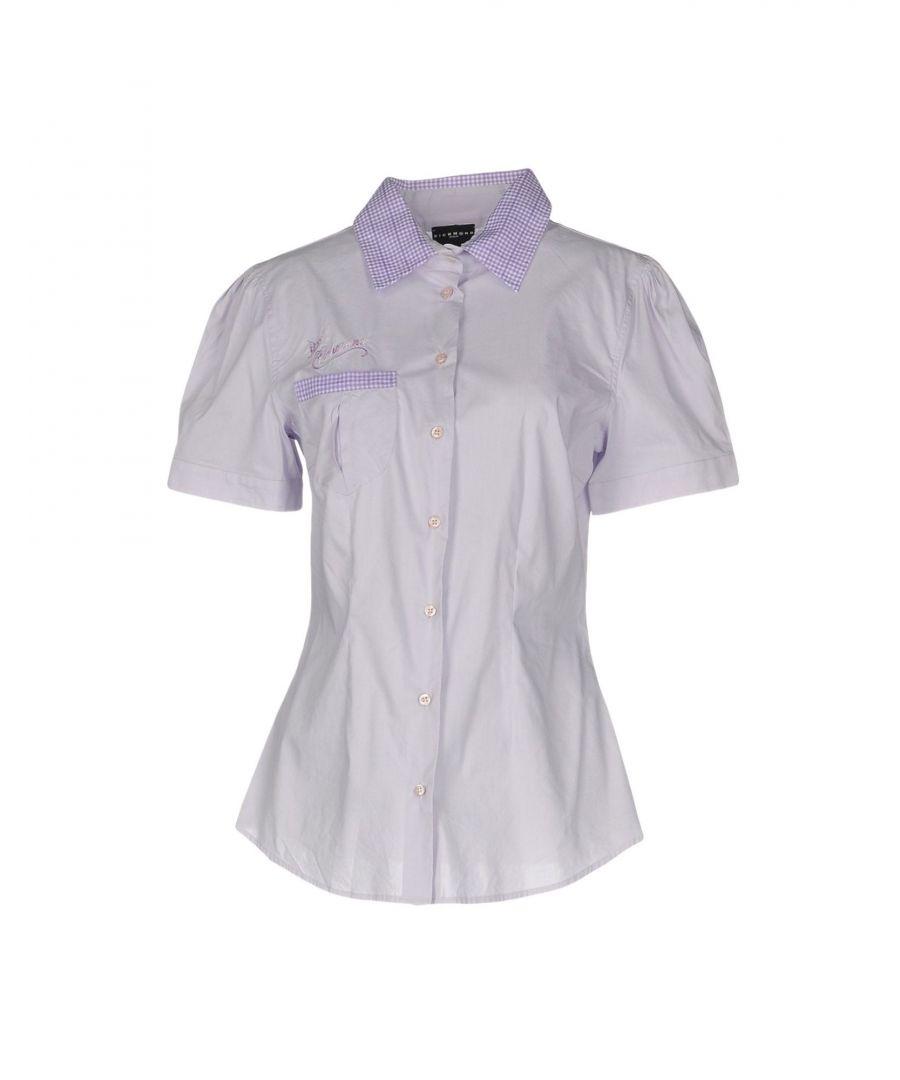 Image for SHIRTS Richmond Denim Lilac Woman Cotton