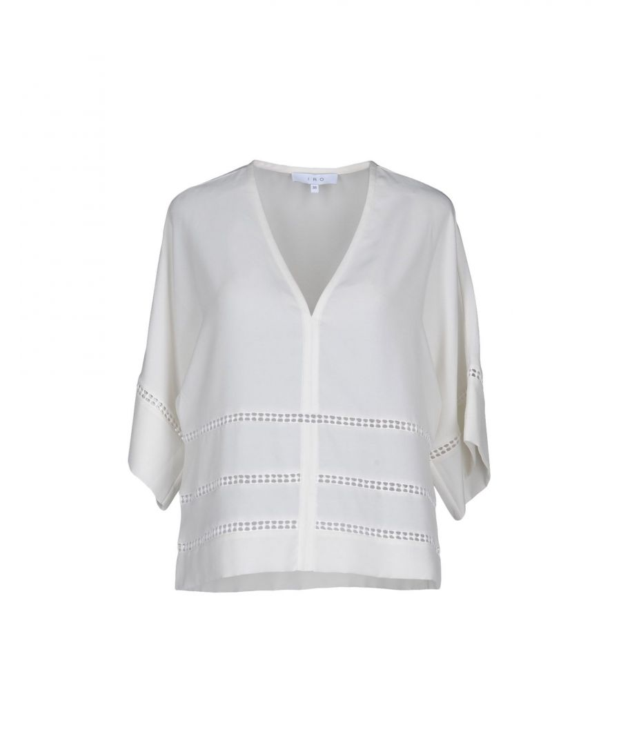 Image for SHIRTS Iro White Woman Polyester