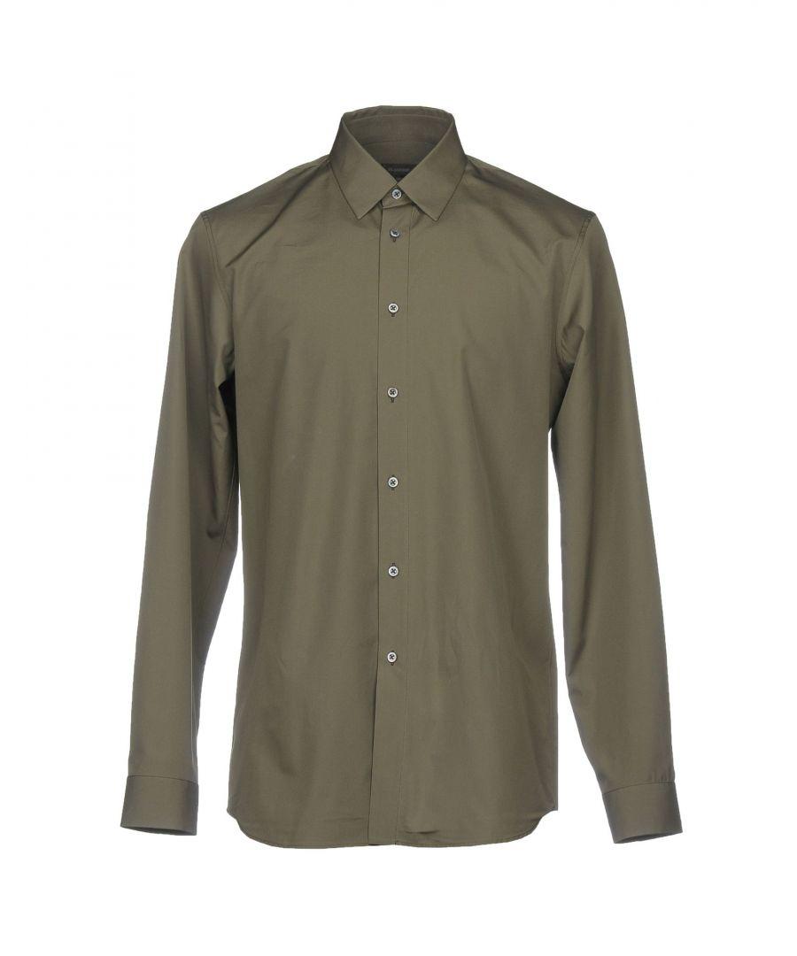 Image for Jil Sander Grey Cotton Shirt