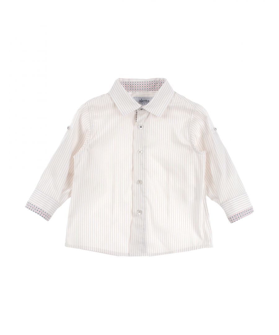 Image for SHIRTS Aletta Beige Boy Cotton