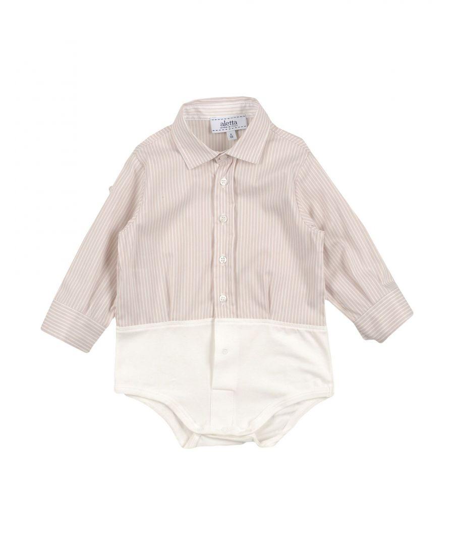 Image for BODYSUITS & SETS Boy Aletta Beige Cotton