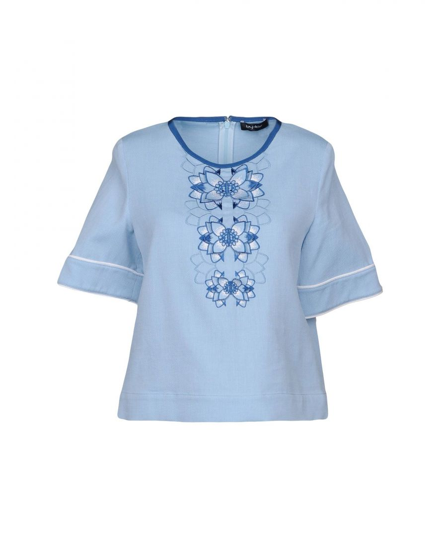 Image for SHIRTS Byblos Sky blue Woman Cotton