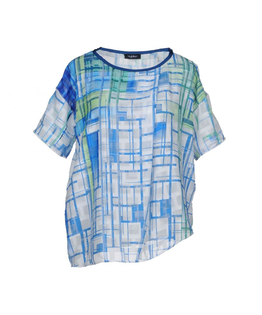 Image for SHIRTS Byblos Blue Woman Polyester