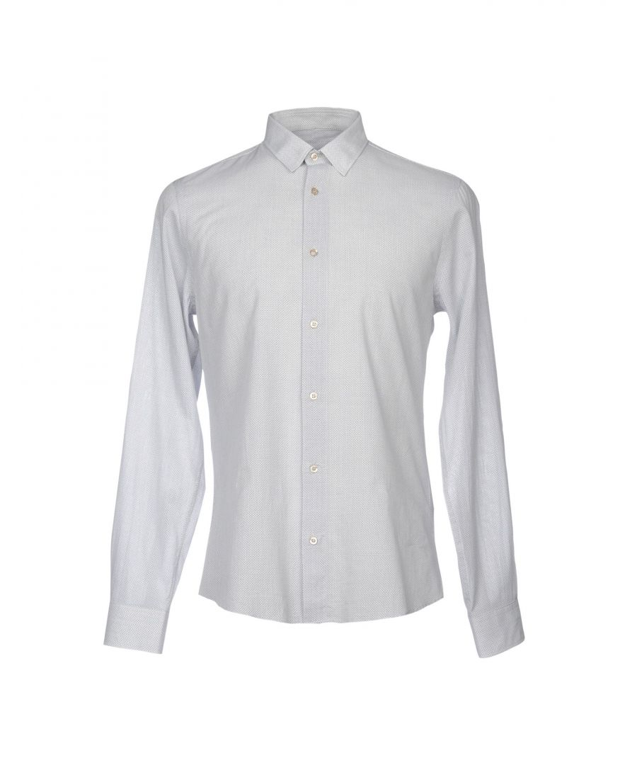 Image for Byblos Light Grey Cotton Shirt