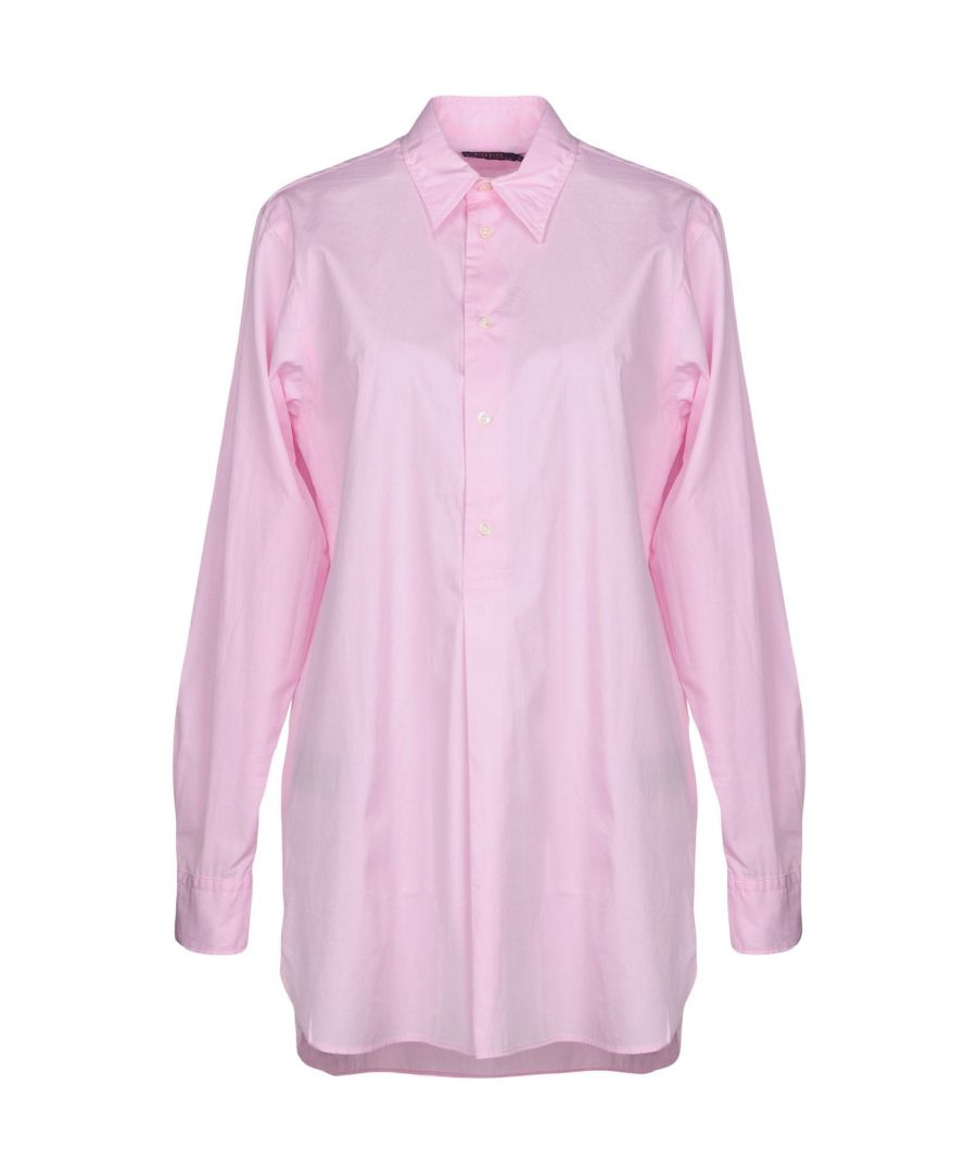 Image for SHIRTS Polo Ralph Lauren Pink Woman Cotton