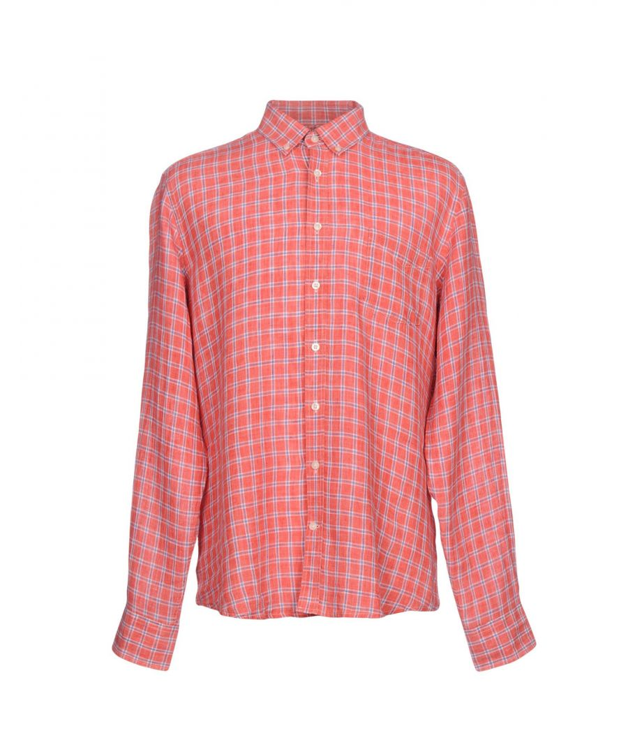 Image for SHIRTS Hackett Red Man Linen