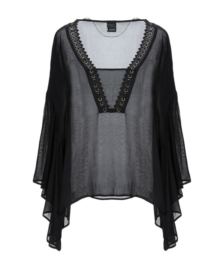 Image for Pinko Black Blouse