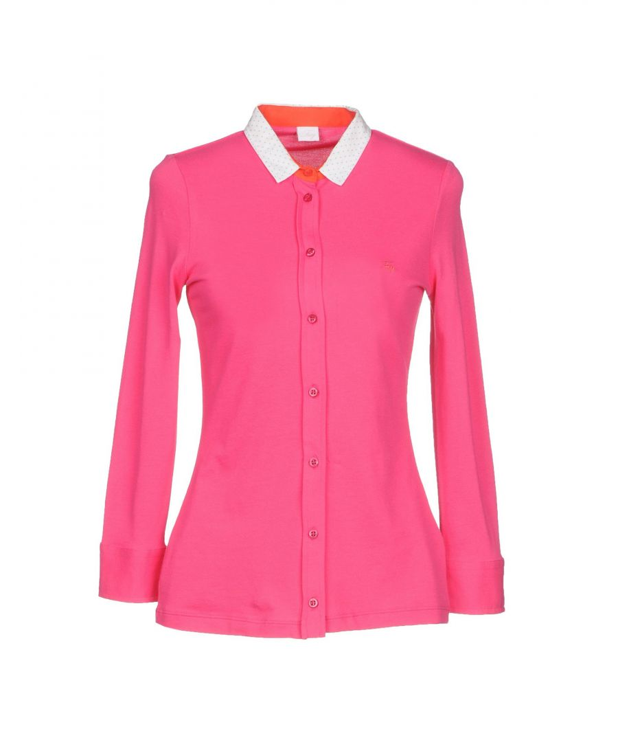 Image for Fay Fuchsia Cotton Shirt