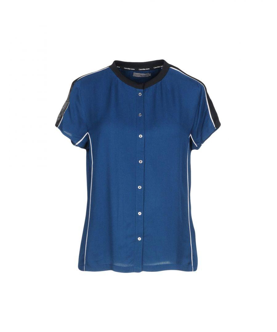 Image for Calvin Klein Jeans Deep Jade Short Sleeve Shirt