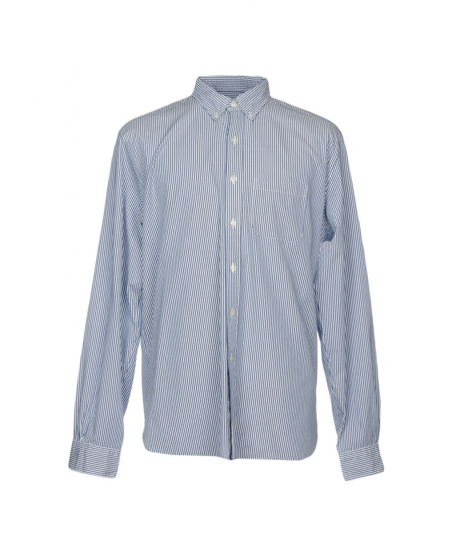 Image for SHIRTS Brooks Brothers Blue Man Cotton